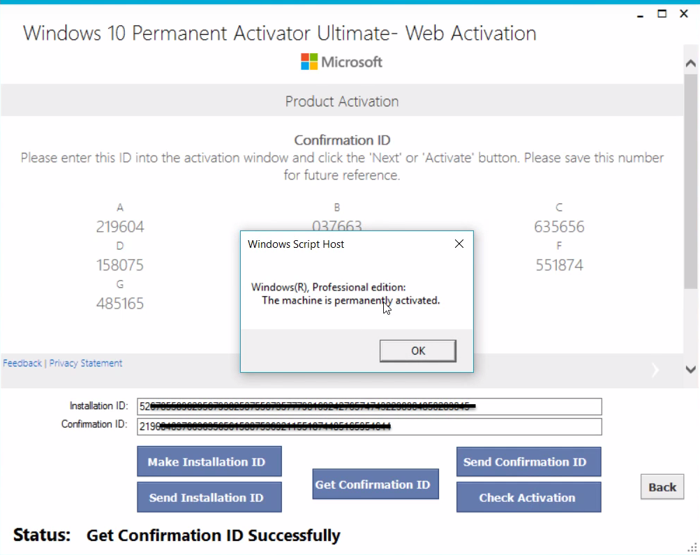 Windows 8 1 permanent activator