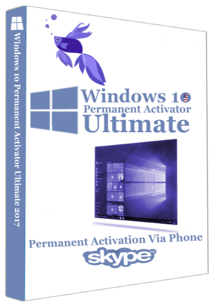 Windows 10 Permanent Activator Ultimate v2.0